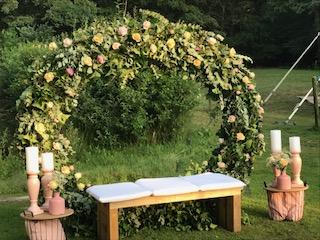 Bruidsboeket 12, De Bloemenhal Udenhout